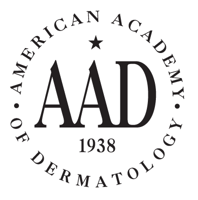 American Academy of Dermatology logo cropped