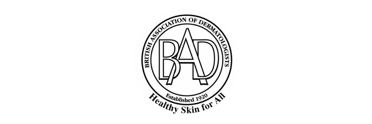 British Association of Dermatologist - healthy skin for all logo