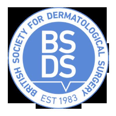 British Society of Dermatological Surgery logo cropped