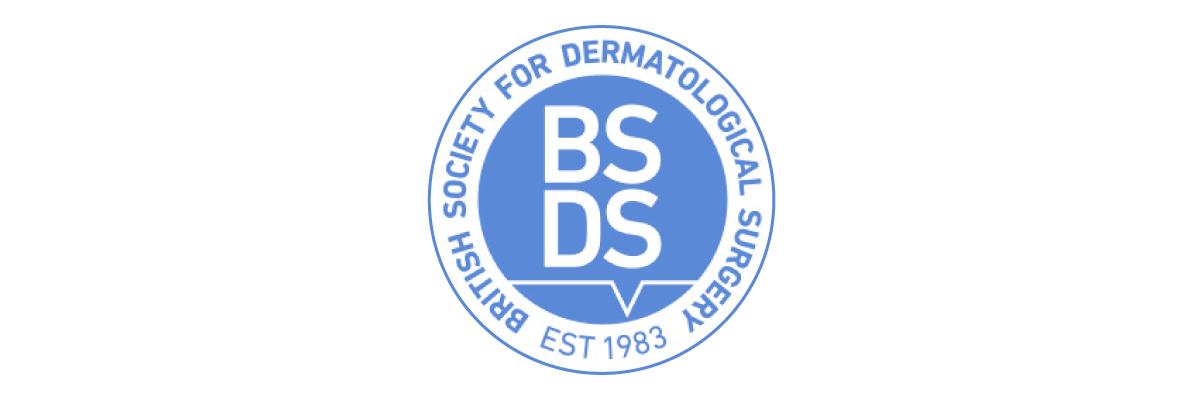 British Society of Dermatological Surgery logo