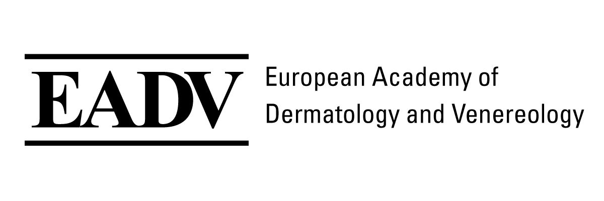 EADV European Academy of Dermatology& Venereology logo
