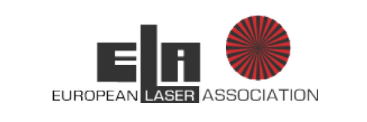 European Laser Association Logo