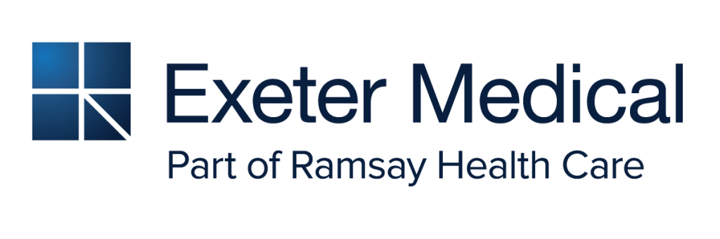 Exeter Medical part of Ramsay Healthcare logo