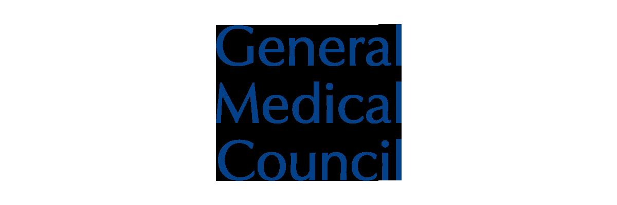 GMC General Medical Council Logo