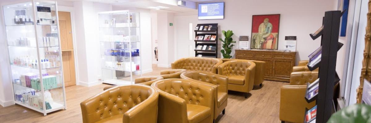 London Hair & Skin Clinic London Holborn Consultations with Dr Tony Downs