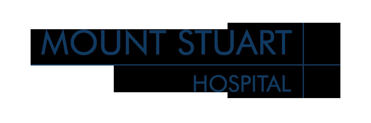 Mount Stuart Hospital Torquay Devon Logo