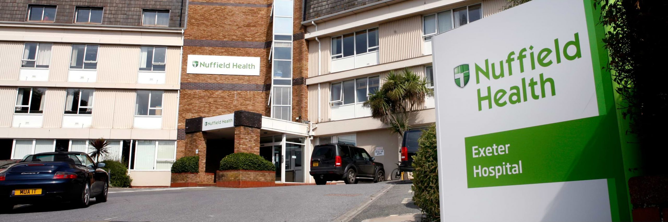 Dermatology appointments with Dr Chris Bower at Nuffield Health, Exeter, Devon
