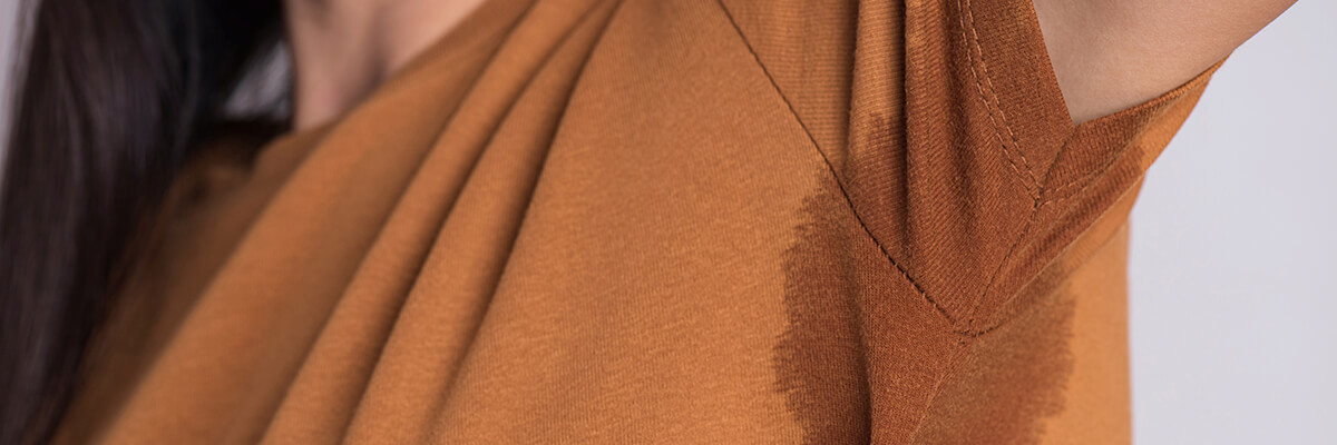 Dr Downs Botox® injection for excess sweating (hyperhidrosis) in Exeter, Devon & Cornwall